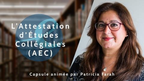 L'Attestation d'Études Collégiales (AEC)