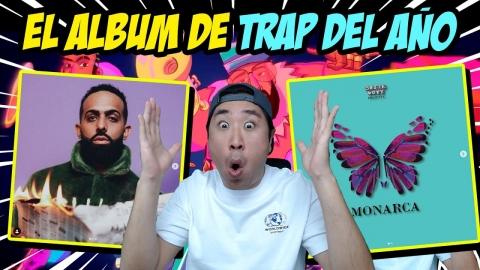 Reacción al álbum de Eladio Carrión 😂 Monarca 🔥