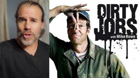Mike Rowe Attacked for His