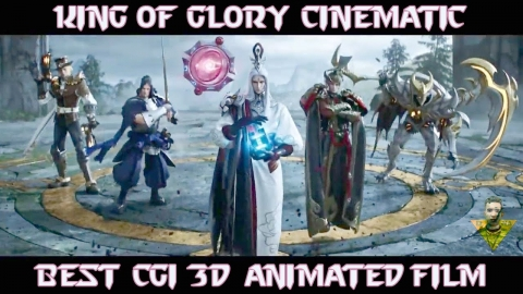 King of Glory Cinematic (2020) Game Movie | Best CGI 3D Animated Film