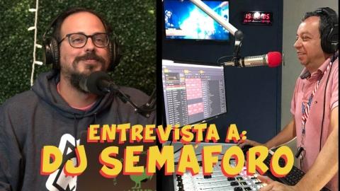 Dj SEMÁFORO fue la puerta para que el reggaetón sonara en America latina 🇨🇴 🇨🇴🇨🇴