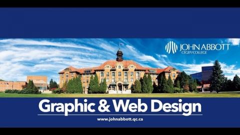 Graphic and Web Design Program