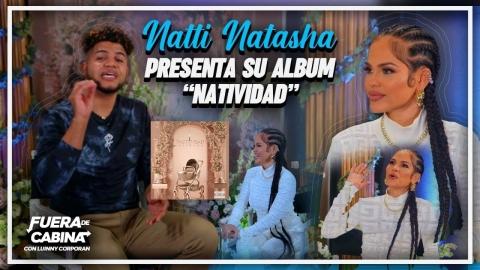 """¡EXCLUSIVA! NATTI NATASHA PRESENTA ÁLBUM """"NATTIVIDAD"""" HABLA DEL MOVIMEINTO DE RD (FUERA DE CABINA)"""
