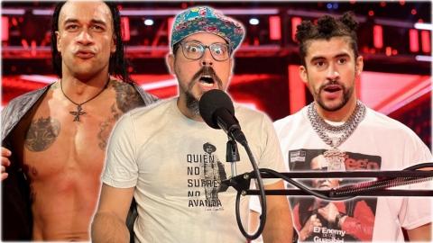 BAD BUNNY vuelve a la WWE - ¿Posible carrera en Lucha Libre? Fue mucho más que una aparición 🔥🔥🔥