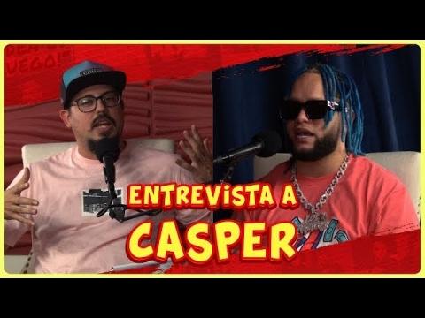 Casper: la verdad de su amistad con Anuel y Nio, caer preso y la importancia de Flow la Movie 🔥😱🔥