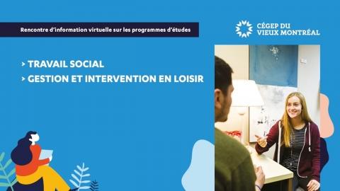 Webinaire | Travail social & Gestion et intervention en loisir