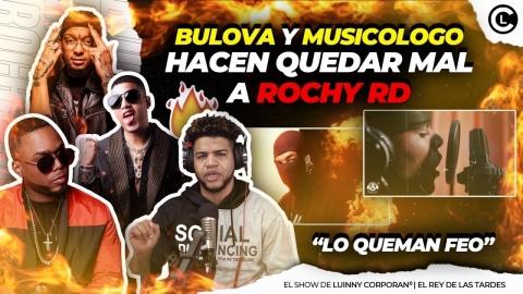 """MUSICOLOGO Y BULOVA LE TIRAN CON TODO A ROCHY RD""""COOPERA CON LO..."""