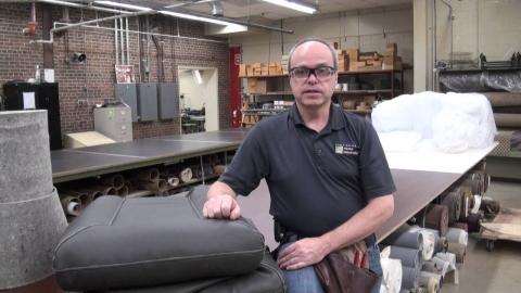 DEP | Rembourrage artisanal
