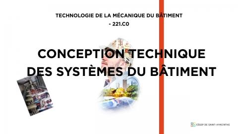 DEC   Technologie de la mécanique du bâtiment - Génie du bâtiment