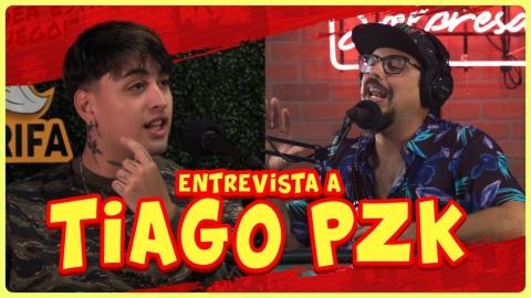 Tiago PZQ destruye y confronta a Chente por comentario negativo que dijo 🔥😱🔥
