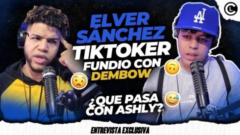 """ELVER SANCHEZ HABLA POR PRIMERA VEZ SOBRE ASHLY MONTERO """"EL..."""
