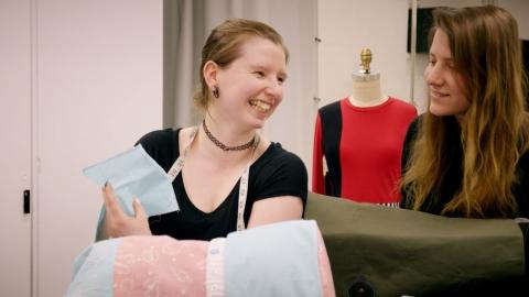 DEP | Mode et confection de vêtements sur mesure.