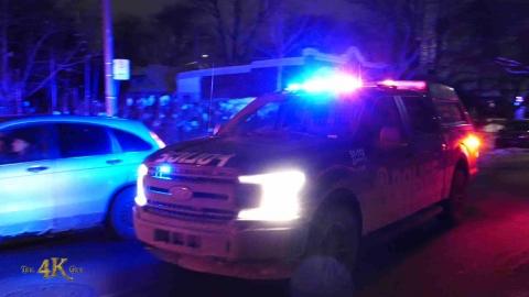 Montréal: Cop shot by Uber driver who stole his gun 1-28-2021
