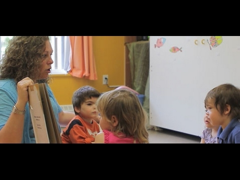 AEC | Stimulation du langage en milieu éducatif (perfectionnement)