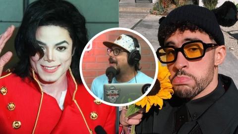 Bad Bunny es el nuevo Michael Jackson