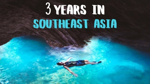 TOP 10 SOUTHEAST ASIA - 3 Years of Travel