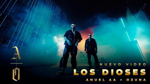 Anuel AA & Ozuna  - LOS DIOSES