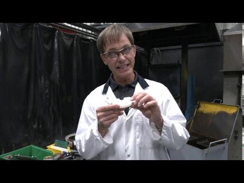 Science en action / Usinage
