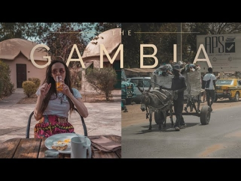 THE GAMBIA, AFRICA'S SMILING COAST | TRAVEL VLOG