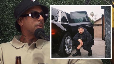 Drake BOTÓ a Young Hollywood de su casa
