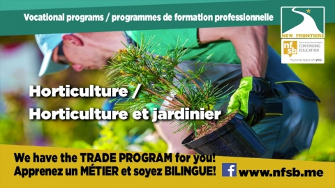 We have the TRADE program for you!