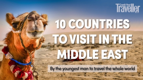 Top 10 places to visit in the Middle East | Conde...