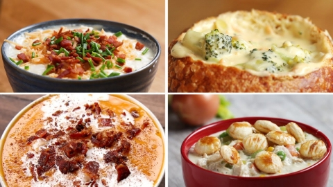 5 Soups To Warm The Soul