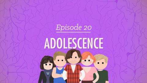 Adolescence: Crash Course Psychology #20