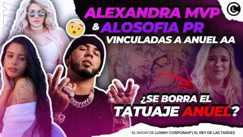 ALEXANDRA MVP Y ALOSOFIA EN LÍO DE ANUEL AA Y KAROL G ¿SERÁ CIERTO...