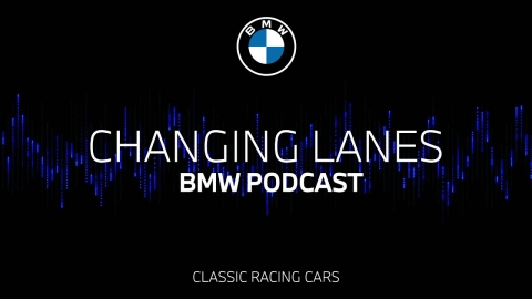 #048 Classic BMW racing cars challenge |BMW Podcast