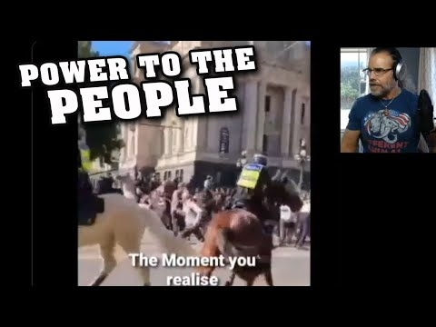 The Moment the Australian People Realized They Have Power