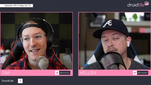 Droid Life Show: Episode 244 - Pixel 5! OnePlus 8T! LG Wing! (Take 2)