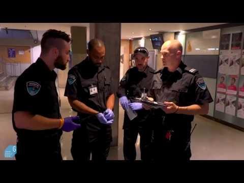 AEC | Sûreté aéroportuaire - simulation de gestion de crise