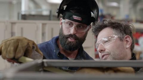 Bois, métallurgie et travaux publics