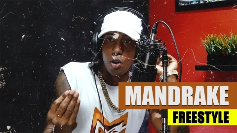 DJ Scuff x Mandrake - Freestyle #13 (2da Temporada)