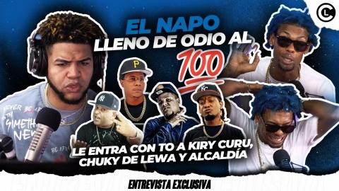 EL NAPO LLENO DE ODIO CON ROCHY RD, ACABA SU ARTISTA KIRY CURU A...