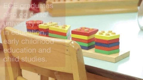 Early Childhood Education virtual tour