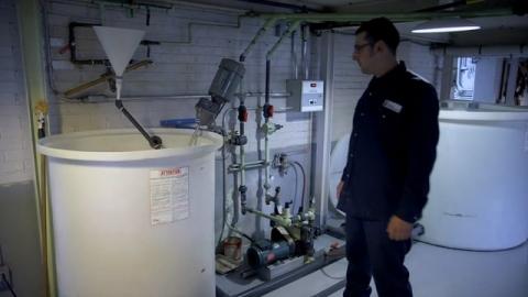 DEP | Conduite de procédés de traitement de l'eau