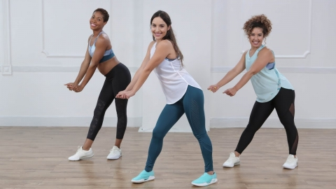 15-Minute Bounce-Back Cardio Dance Workout