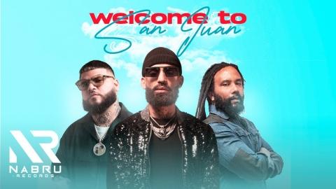 Alex Gargolas, Arcangel, Farruko, Ky-Mani Marley - Welcome To San...