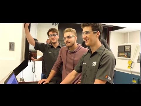 DEC | Techniques de génie mécanique