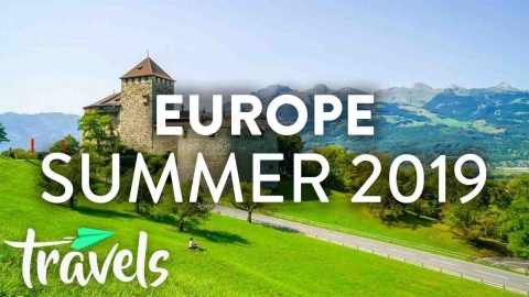Top 10 Summer Destinations In Europe (2019) | MojoTravels
