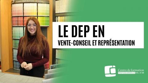 DEP | Vente-conseil et représentation