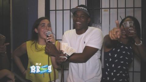 Rapetón En La Brea con El  Lengüetero regalando taquillas para el...
