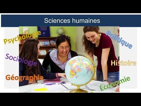DEC | Sciences humaines