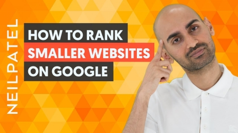 How to Rank Small Websites in Google - FAST