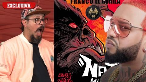 """Franco el Gorila confirma 2da tiraera """"le respondí en 45 minutos"""""""