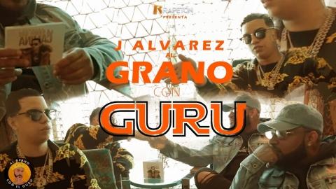 J Alvarez habla Al Grano Con El Guru