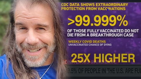 Woah! EXTRAORDINARY VITAL INFORMATION from the CDC!!