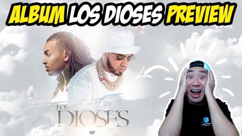PREVIEW DEL ALBUM DE 'LOS DIOSES' ANUEL X OZUNA 🤯😂
